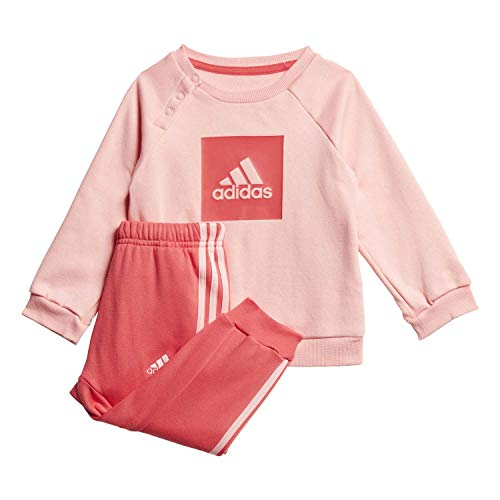 adidas, 3slogo Jog Fl Tracksuit, voor kinderen