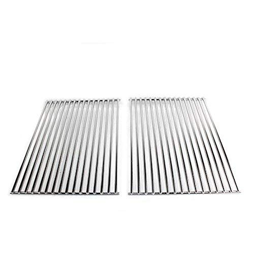 Modernhome MHP Gas Grill Stainless Steel Cooking Grate Set for WNK TKJ 24' x 15.75' GG-SSGRID-Set