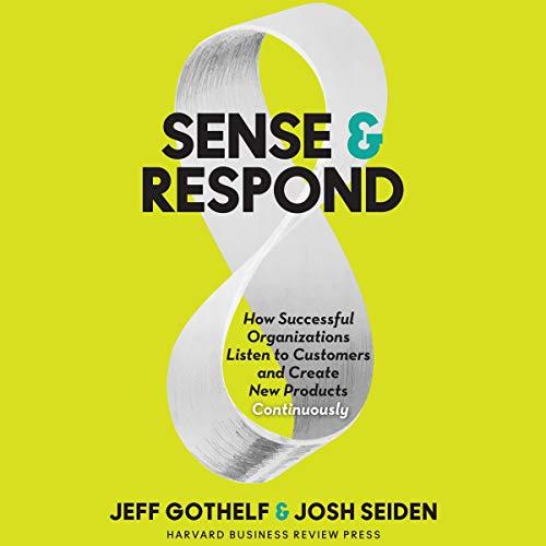 Sense & Respond Titelbild