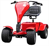 [page_title]-Grasshopper Golf Cobra ATB Golfbuggy, rot, 152
