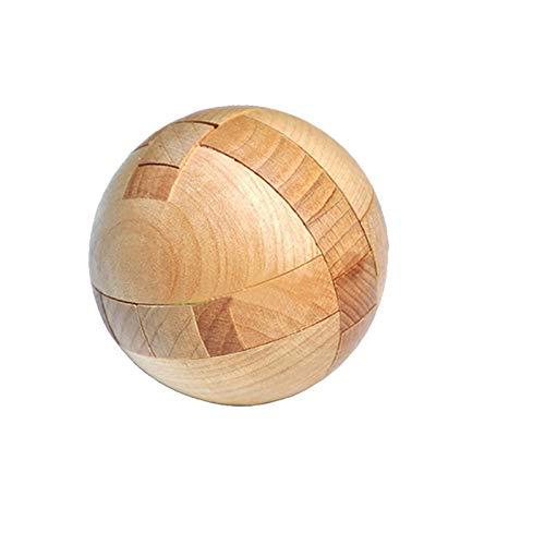 Holzsammlung Cubo 3D Rompecabezas de Madera Juego Puzle - #16