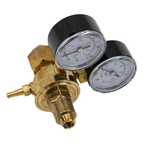 HST Manometer Druckminderer Druckregler Druckmanometer Argon Co2 Gas MIG MAG TIG WIG
