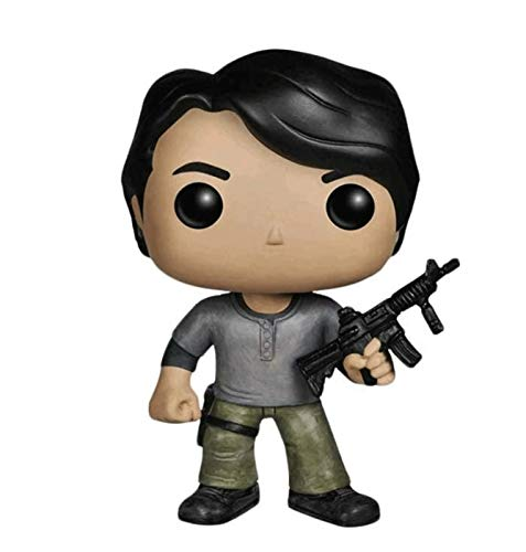 Good Buy Funko Pop Television : The Walking Dead - Prison Glenn Rhee 3.75inch Vinyl Gift for Zombies Television Fans Figure
