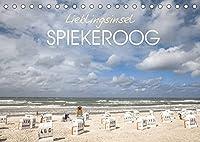 Lieblingsinsel Spiekeroog (Tischkalender 2022 DIN A5 quer): Ein facettenreiches Inselportraet von eindringlicher Praesenz (Monatskalender, 14 Seiten )
