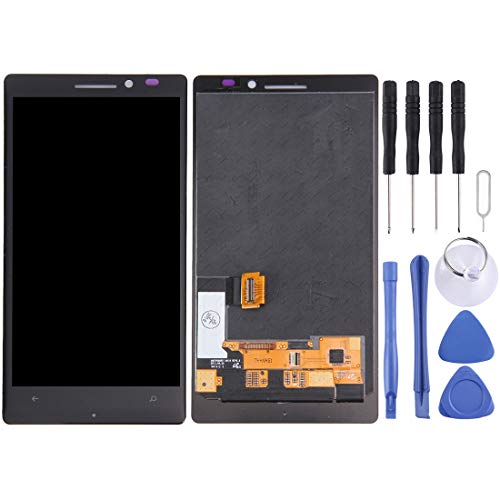 OP Display LCD assemblea Screen + Touch Panel for Nokia Lumia 930 (Nero) Schermo LCD Touch Screen