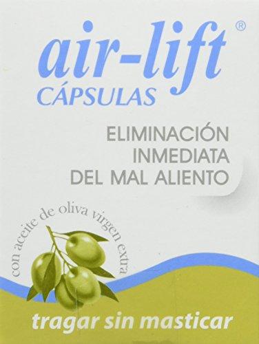 AIR-LIFT Cápsulas para Eliminar el Mal Aliento 40 unidades