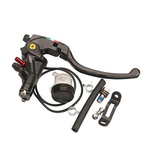 Nueva actualización 19 RCS Cilindro Maestro de Freno de Motocicleta Embrague de Cable de Freno Radial 22mm Universal para H&Onda para Y&amaha para K&awasaki para S&uzuki Embrague Motocicleta