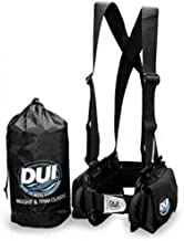 scuba weight belt harness