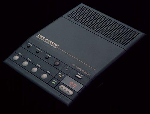 Code-A-Phone 7530 D Anrufbeantworter mit Alarmfunktion - für analogen Telefonanschluss (7530 D - EV)