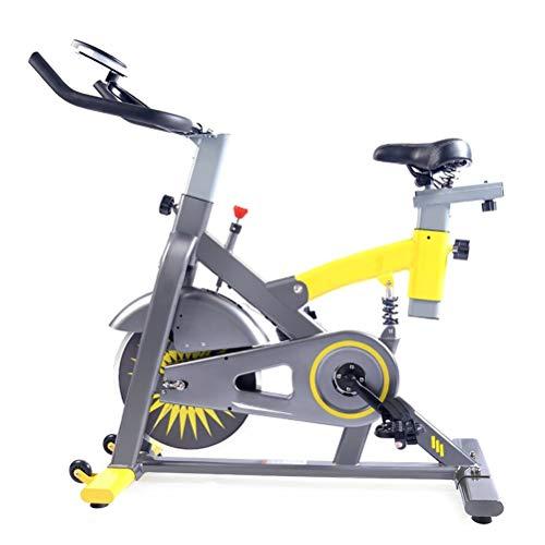 No Hay Ruido de absorción de Bicicleta de Ejercicios con Shock del Sistema, Ajustable Deportes de la Bici con balanceo Polea, la Bici for el hogar Gimnasio Cardio Workout