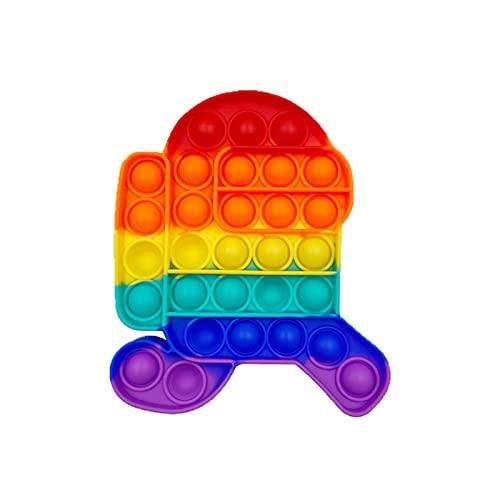 Funyplus Push Bubble Pop Bubble Giocattolo sensoriale Pop It - Moltissimo tra Cui Scegliere