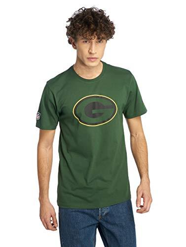 A NEW ERA Era Green Bay Packers T Shirt NFL Fan Pack tee Green - S