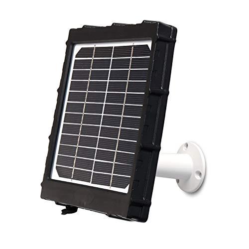 Metzler Iris IP65 Outdoor zonnepaneel voor bewakingscamera waterdicht & stofdicht met 2500 mAh accu