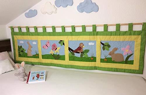 Wandbehang für das Kinderbett Gross