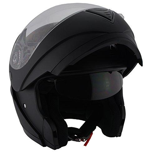 Milwaukee Performance Helmet Unisex-Adult Modular Expedition Helmet (Matte Black, Small)