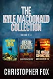 Kyle MacDonald Collection: Books 2 - 4: Lost Loot of Lima, Death Drones, The Korean Connection (English Edition)