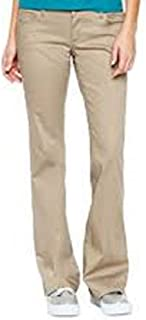 Dickies Junior's Classic 5-Pocket Twill Pants Size 1 Khaki