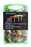 Exacompta 14751E - Cajita de 100