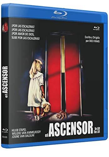 Fahrstuhl des Grauens / The Elevator (1983) ( De lift ) [ Spanische Import ] (Blu-Ray)