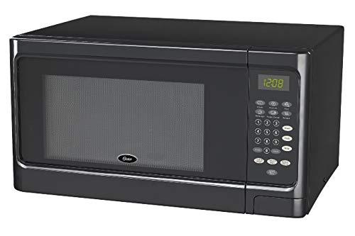 Oster OGCMS311BK-10 1.1 cu. Ft. Microwave Oven, Black