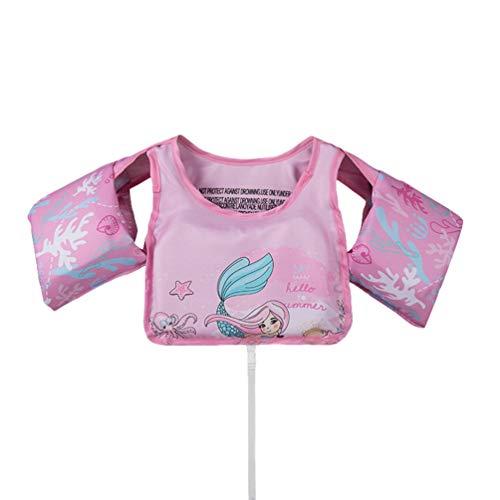 PengGengA Schwimmwesten für Kinder von 2-6 Jahre 10-30kg, Schwimmflügel Ausrüstung für Kinder, Verschiedenen Designs für Kleinkinder zum Schwimmenlernen Schwimmhilfe (Stil # 1, 2-6 Jahre)