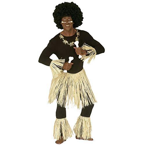 WIDMANN Zulu set for adults (accesorio de disfraz)