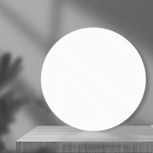 mächtig BULING 15W Runde LED-Deckenleuchte 1500Lm 4000K Für Deckenleuchte für Schlafzimmer, Küche, Bad…