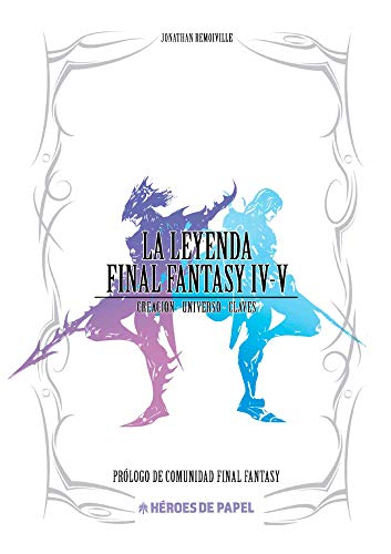 Leyenda final fantasy iv, v