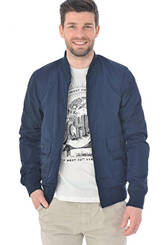 Scotch and Soda Blouson 130658 58 - Bleu Marine - Taille 2XL