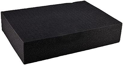 SRA Cases EN-AC-FG-A022-FOAM-CB Pre-Scored Foam Block Insert for EN-AC-FG-A022 Hard Case, 17.5