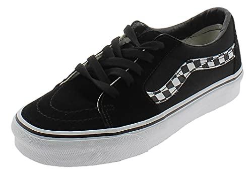 VANS SK8-LOW Zapatos Deportivos para Hombre Negro VN0A4UUK2IB1