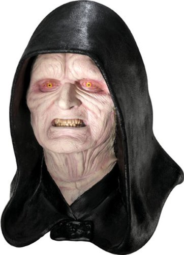 Rubies Emperor Palpatine Deluxe Adult Latex Mask S