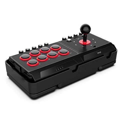 ipega-PG 9059 ゲームロッカーファイター アーサーファイティングキング Eスポーツゲーム ロッカーファイター ストリートファイター 任天堂スイッチ/PS4/PS3/PCに対応
