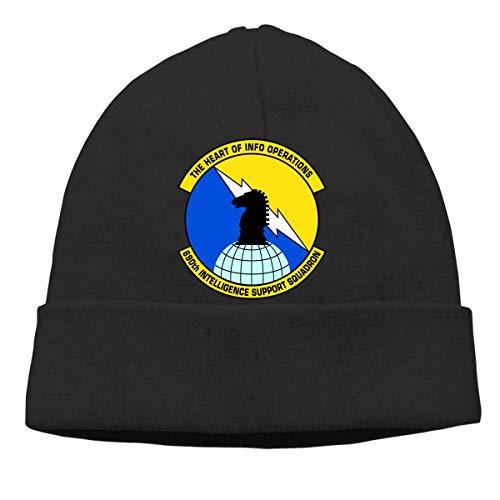 Lsjuee 690TH Intelligence Support Squadron Unisex Strickmütze