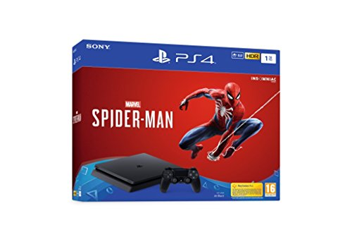 Scopri offerta per PlayStation 4 1TB + Marvel's Spider-Man [Bundle]