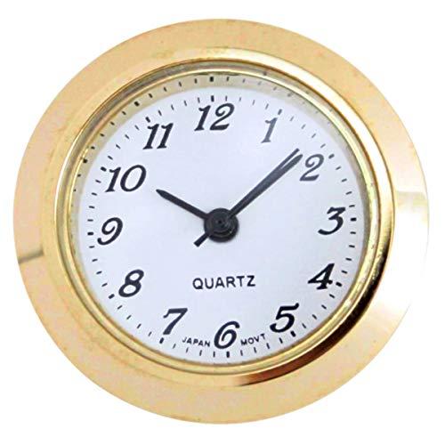 Mikro Einsteckuhrwerk Citizen MIYOTA AG 25mm - Einbau-Uhr