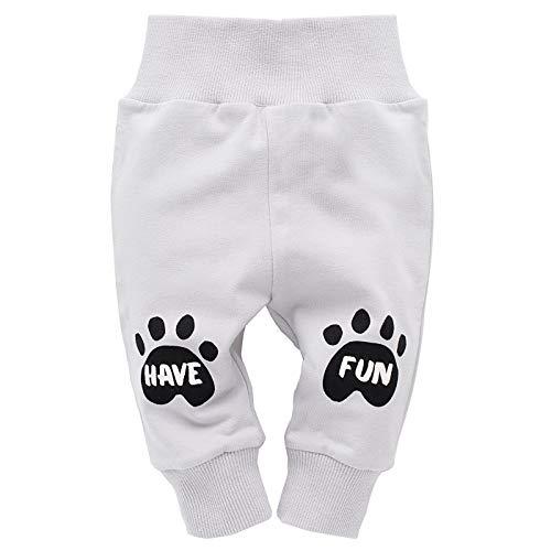 Pinokio FlikeFashion, Funny Dog Baby-Mädchen Leggins Kinder Baumwolle Legging Kinder Hose, Hergestellt in EU
