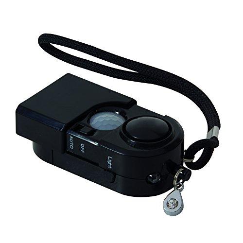 LogiLink SC0209 Panikalarm für Unterwegs schwarz