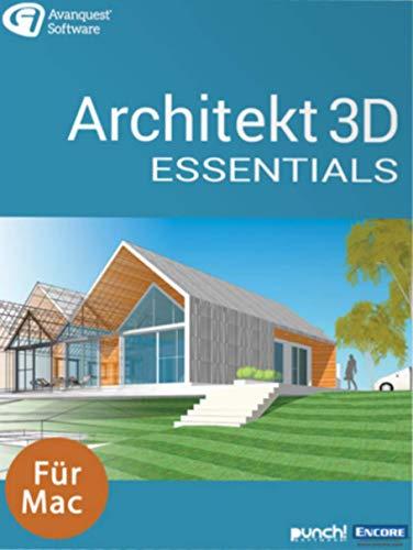 Architekt 3D 20 MAC   Essentials   1 Gerät   1 Benutzer   Mac   Mac Download