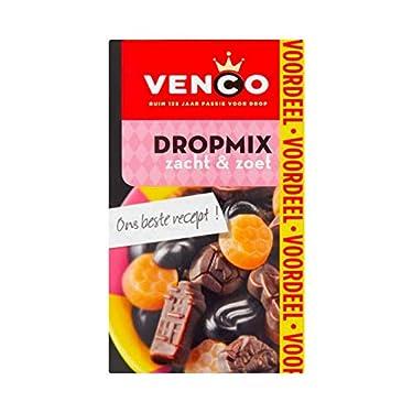 Dulce regaliz   Venco   Licorice Mix Soft & Sweet Value Pack   Peso total 475 gramos