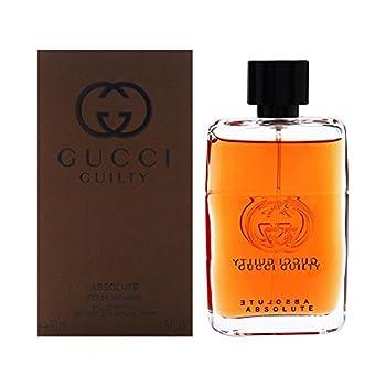 Gucci Guilty Absolute Pour Homme Eau De Parfum 1.7 Ounce  8005610344188
