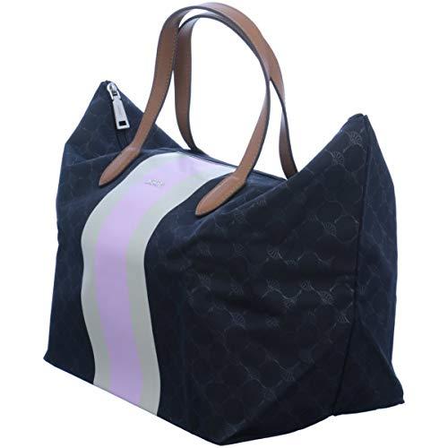 Joop! Damen Piccolina Due Helena Handbag Lhz Henkeltasche, Blau (Blau (Night Blue), 20.0x28.0x48.0 cm