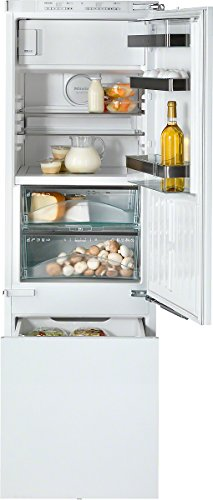 Miele K 9759 iDF-4 Integrated 259L A++ White – Combi koelkast (wit, rechts, toetsen, glas, 259 l)