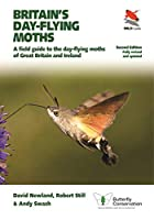 Britain's Day-Flying Moths: A Field Guide to the Day-Flying Moths of Great Britain and Ireland (Wildguides)