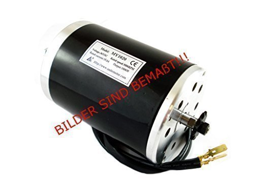 HMParts E Scooter/RC Elektro Motor - 36V - 1000W - 3000RPM - MY1020
