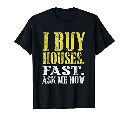 I buy houses fast. Ask me how / Real Estate Investor