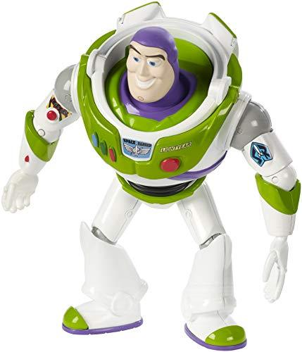 Mattel Figurina di Base Toy Story Buzz Multicolore (GDP69