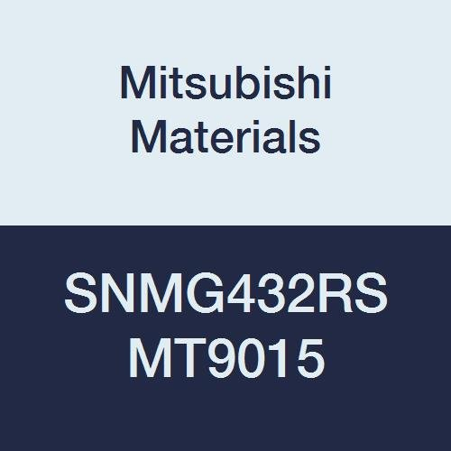 Mitsubishi Materials SNMG432RS MT9015 Uncoated Type SN Arlington Mall Carbide N Popular products