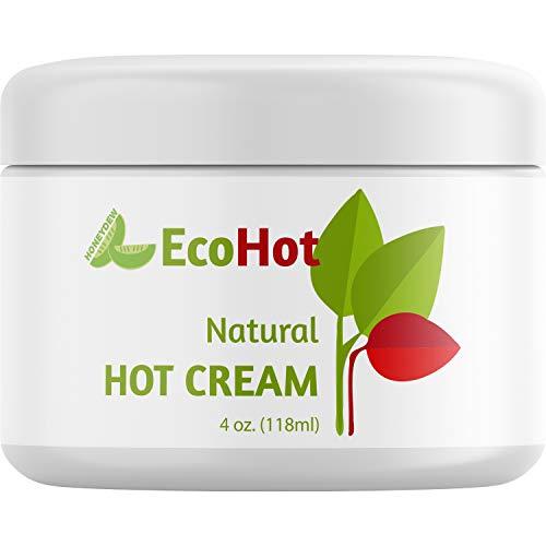 Natural Skin Tightening Cream - Body Treatment for Women + Men Scar Scar - Antioxidant Hot Cream Gel Moisturizer For Dry + Saggy Skin