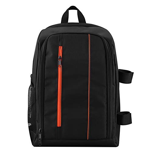 SANGSHI Drone Backpack Nylon Drone Mochila Bolsa Bolsa Contenedor para DJI FPV Combo Accesorios Portable Storage Organizer